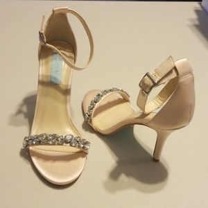 Blue by betsey johnson sury